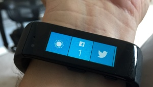 Bracelet de fitness pour Windows Phone