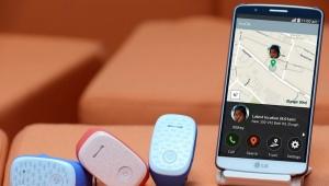 Bracelet GPS pour un enfant