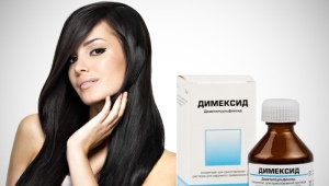 Vlasová maska s dimexidiom