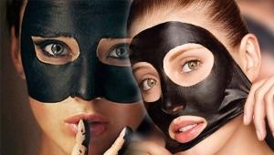 Čierna maska
