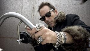Bracelets en acier pour hommes