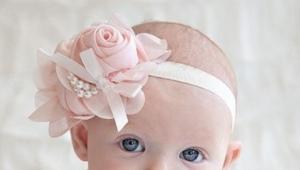 Bandeaux pour les nouveau-nés