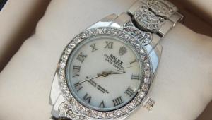 Montre-bracelet en argent