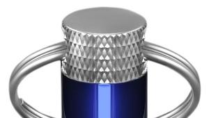 Tritium Keychain