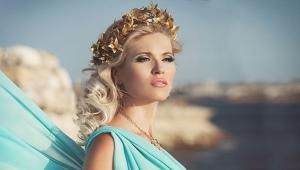 Grécky make-up