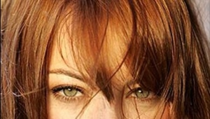 Maquillage des yeux vert