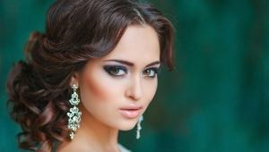 Wedding makeup for guests