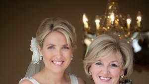 Maquillage de mariage pour les mariées ou les garçons d'honneur de maman