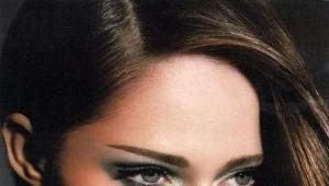 Jesenné make-up kolekcia