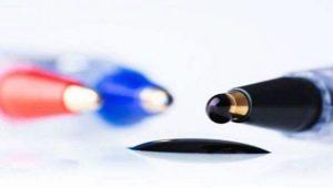 Comment laver l'encre du stylo avec des vêtements?