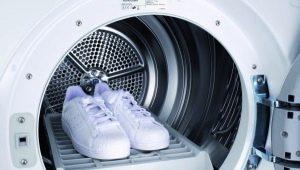 Pravidlá na umývanie obuvi v práčke