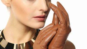 Recommandations pour l'entretien des gants en cuir
