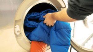 Comment laver une veste sur un rembourrage en polyester dans une machine à laver?