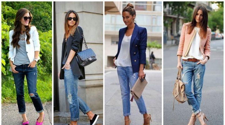 Comment ramasser un jean
