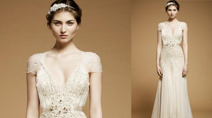 Vestidos de novia en estilo vintage.