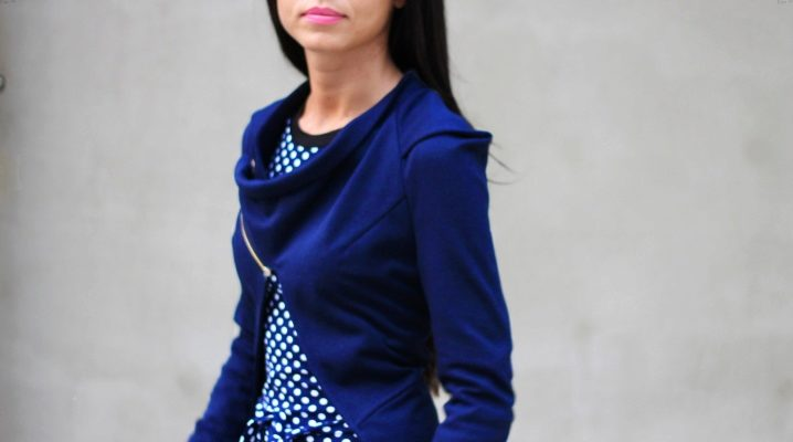 Knit jackets