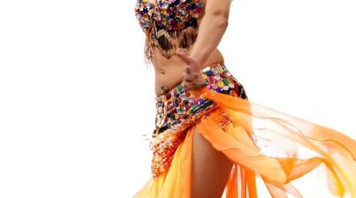 Jupe de danse orientale