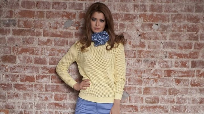 Women's sweaters from Vis-a-vis