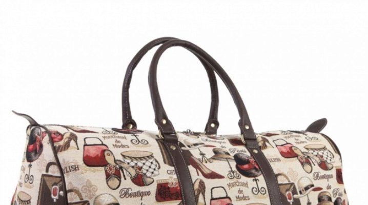 Bolsos de mujer de tapicería
