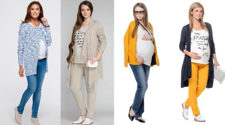 Chandails cool pour les femmes enceintes