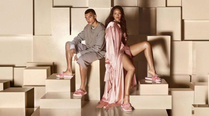 Shales de marque à la mode