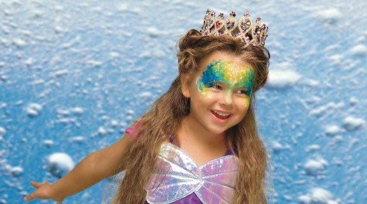 Disfraces de carnaval para niños.