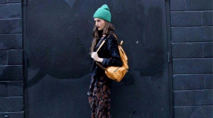 Chapeaux tricotés