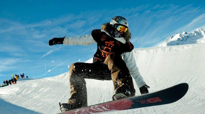 Bottes de snowboard Vans