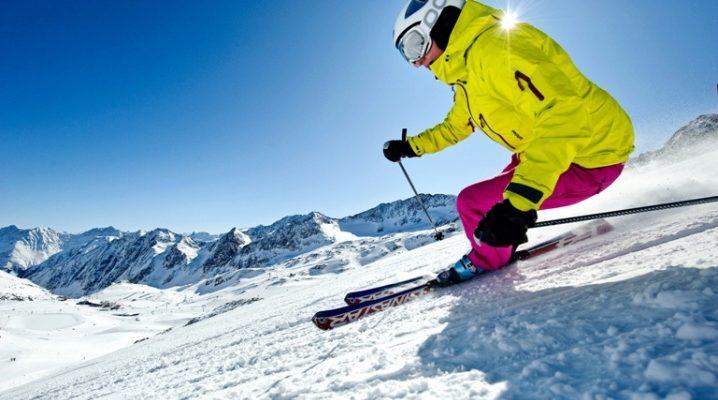 Atomové lyžiarske topánky