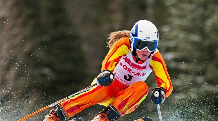Chaussures de ski avec attache NNN