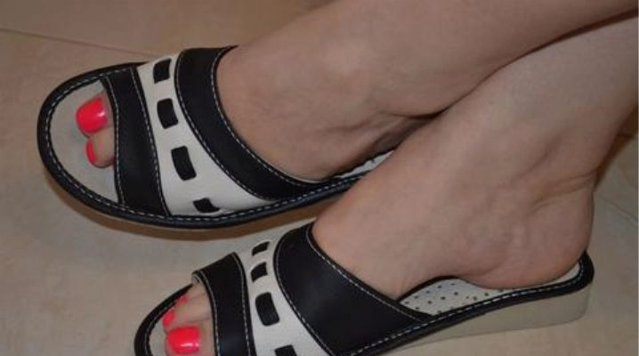 Ortopedické papuče