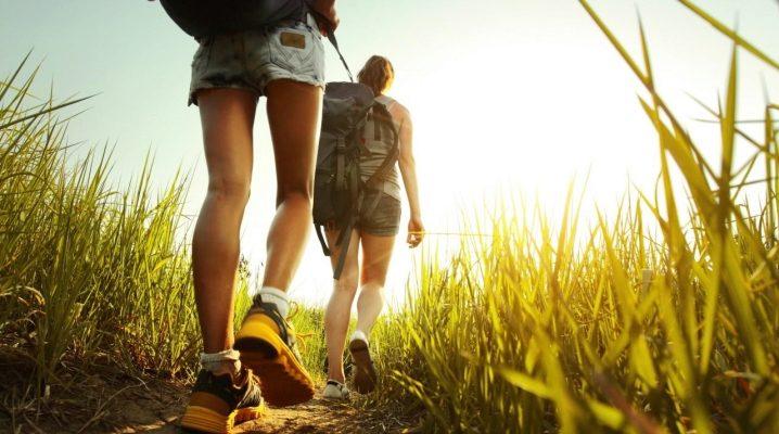 Bottes de trekking pour femmes