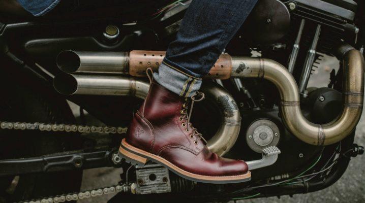 Types de chaussures pour hommes