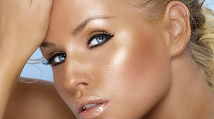 Maquillaje Estroboscópico