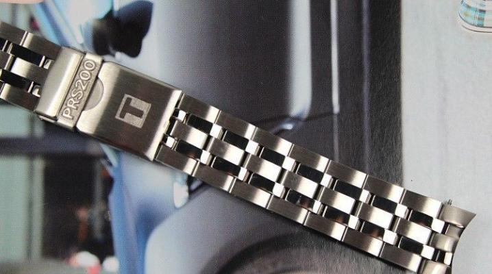 Bracelet en métal pour montres