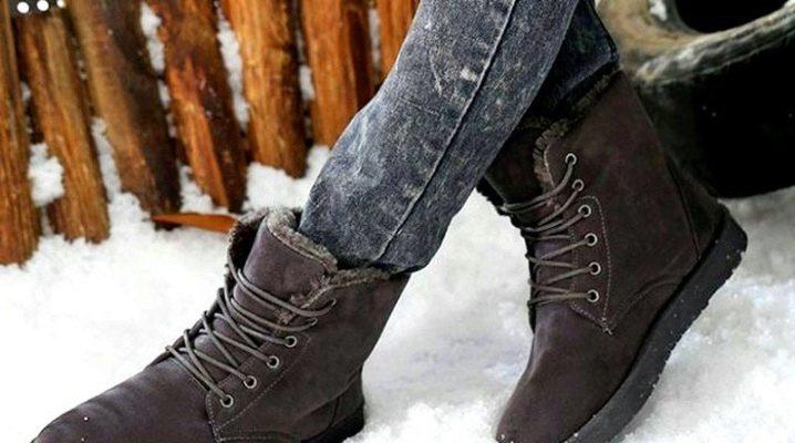 Starostlivo sa postarajte o semišové topánky