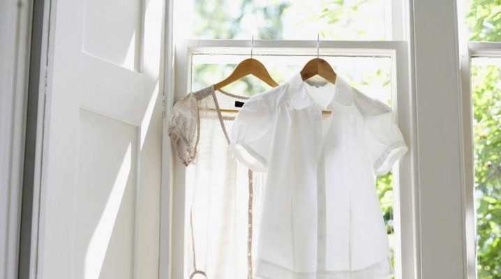 How to wash white things yourself?