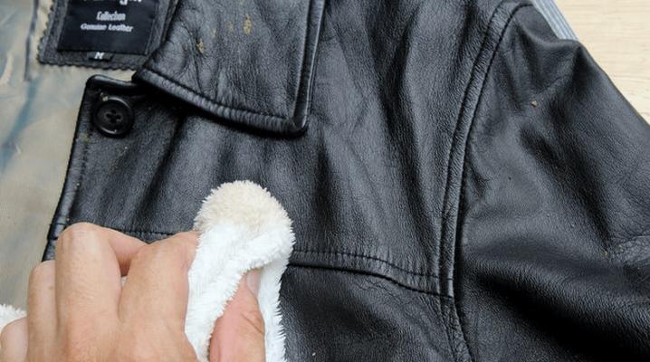 Comment nettoyer une veste en cuir à la maison?
