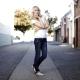 Summer jeans for women