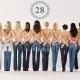 28 jeans, c'est quoi?