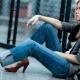 Jeans de mode