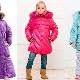 Vestes d'hiver à la mode pour les filles