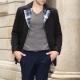 Veste Tweed Homme