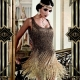 Great Gatsby Dress - the luxury of the 20s