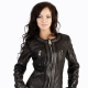 Avec quoi porter une veste en cuir - images à la mode