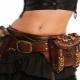 Belt bag: male and female models