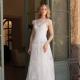 Vestido de novia en estilo provenzal