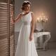 Vestidos de novia al estilo griego.