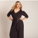 Long dresses for obese women