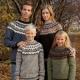 Irish sweater - a sweater with a story